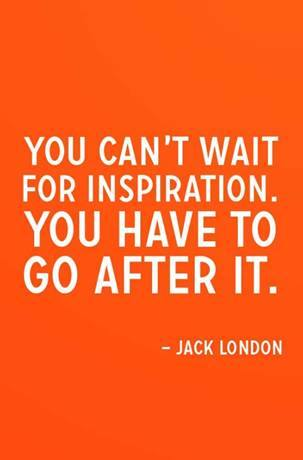 Inspiration is waiting for you!
