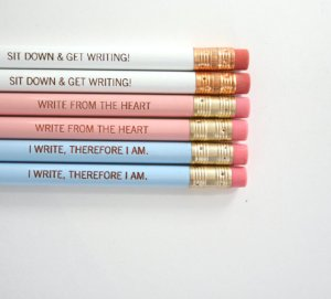 I-write-pencil-set