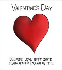 valentines day complicated
